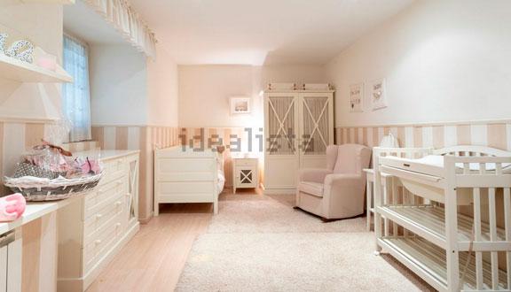 Dormitorio infantil de la casa de Paula Echevarría y David Bustamante
