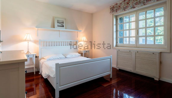 Dormitorio de la casa de Paula Echevarría y David Bustamante