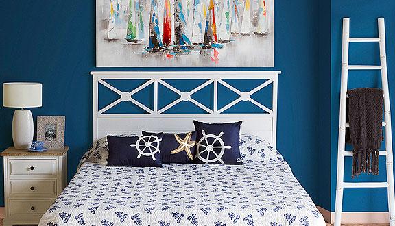 El estilo de decoracin marinera nutica o navy en el hogar Blog