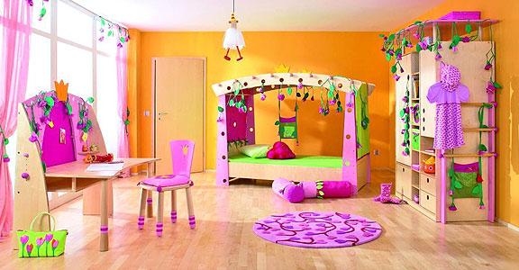 Dormitorios para los niños